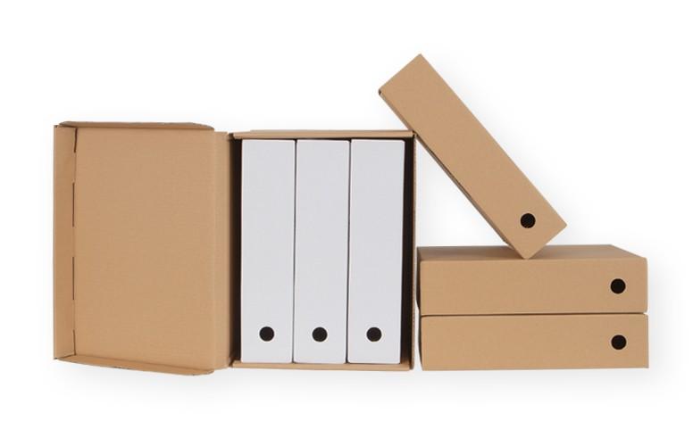 opakowania kartonowe do biura kartony archiwizacyjne i skrzynki archiwizacyjne
