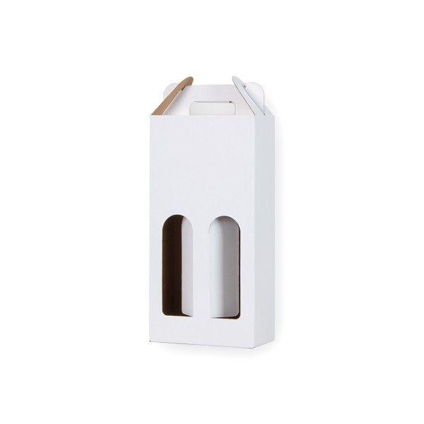 Opakowania na wino-Jednostronnie bielony-2 170x88x415