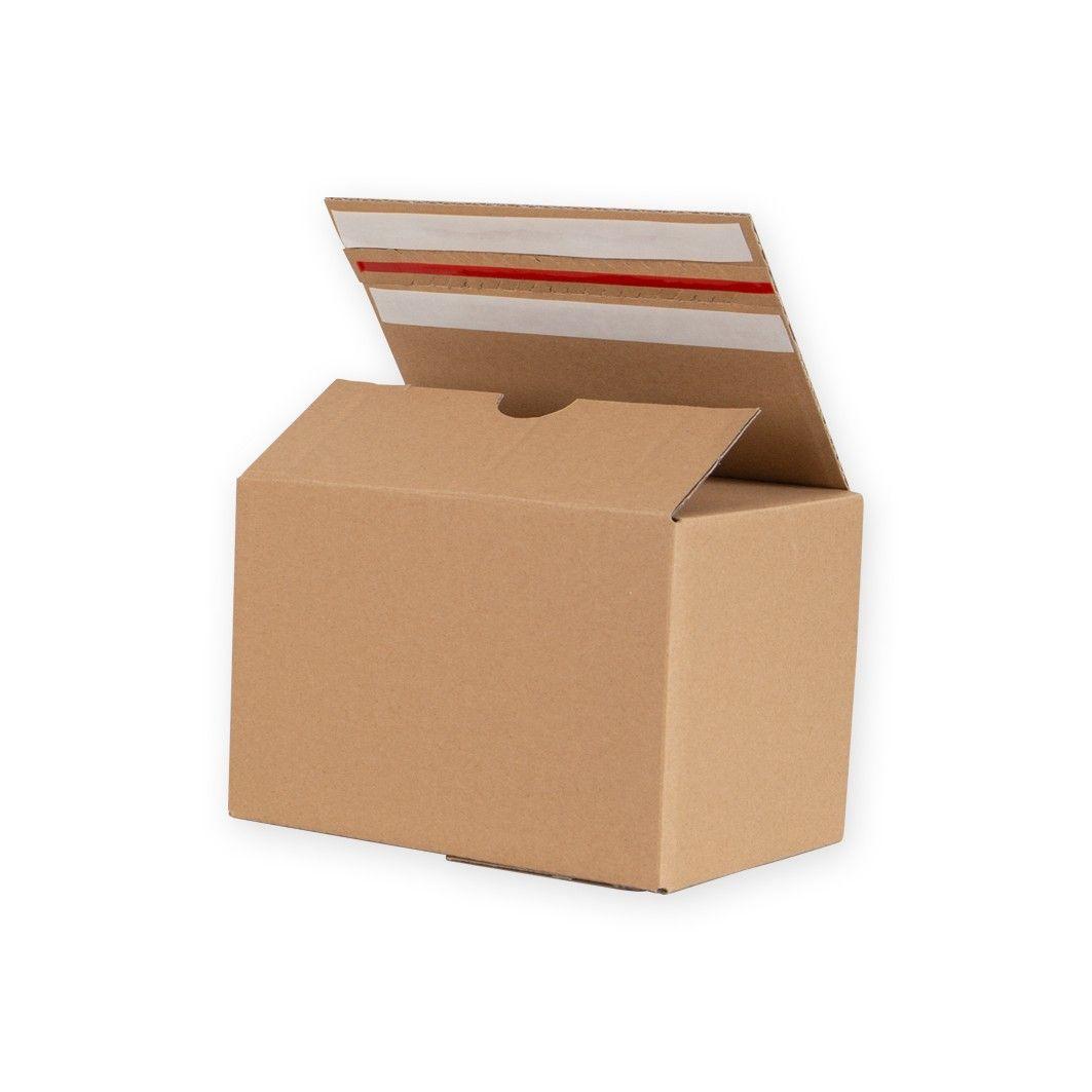 Kartony z automatycznym dnem-200x150x150 mm