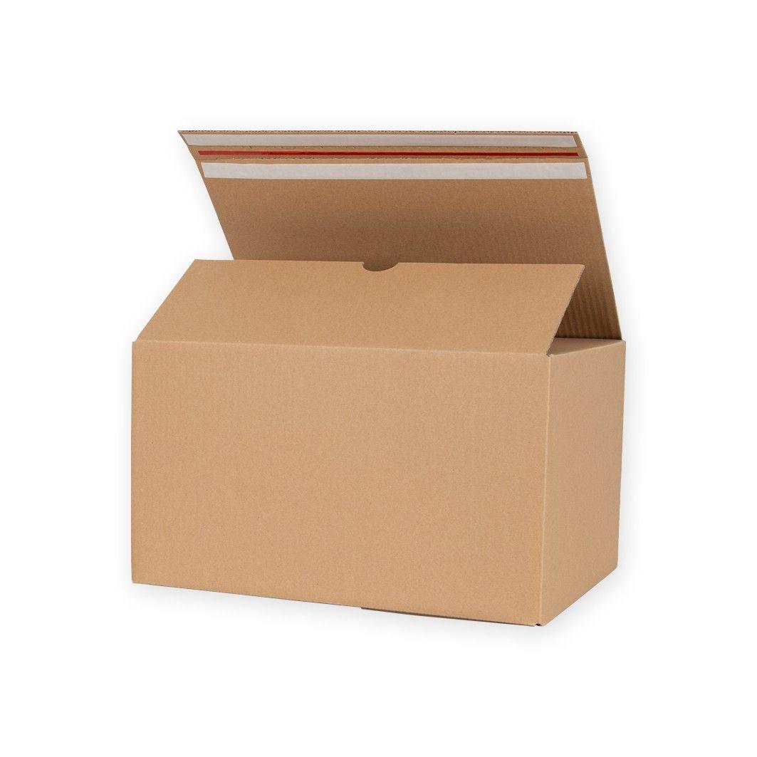 Kartony z automatycznym dnem-390x290x180 mm