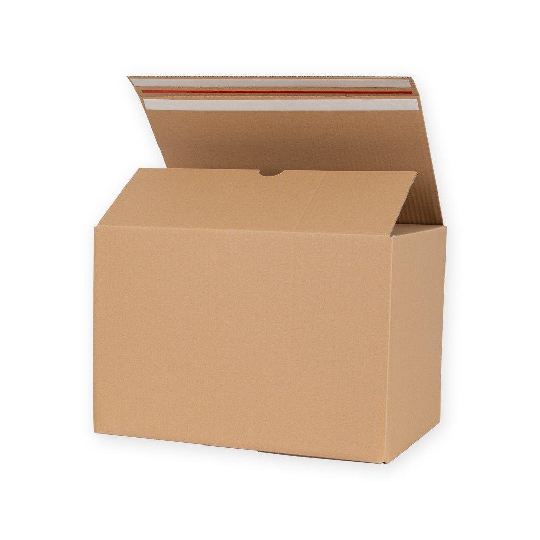 Kartony z automatycznym dnem-390x290x280 mm