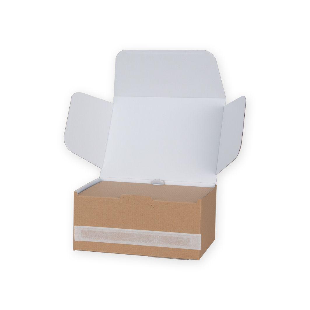 Karton wysyłkowy z automatycznym dnem 222x178x106