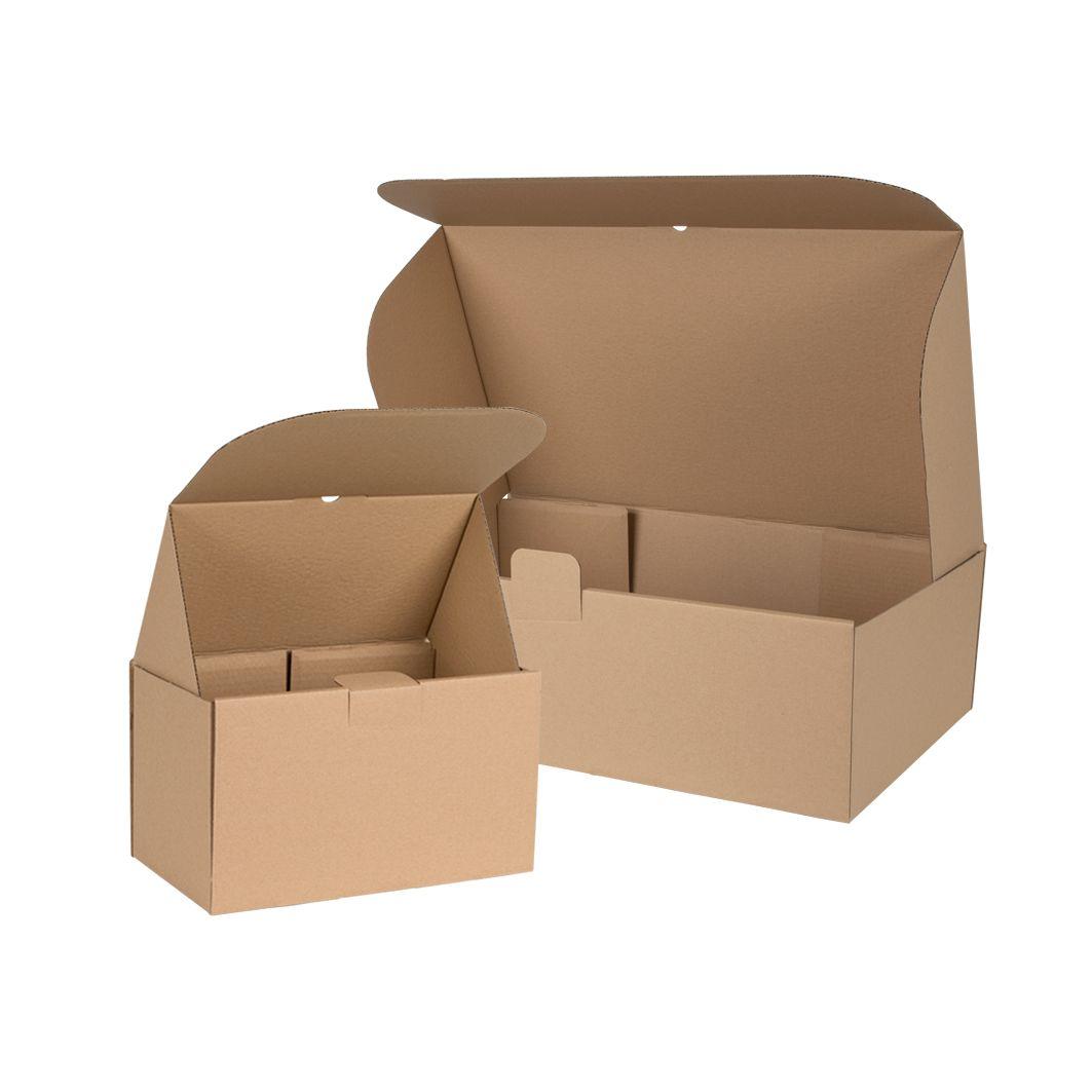 Paczkomatowe pudełko fasonowe FEFCO 0426