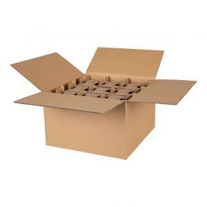 Kartony do wysylki sloikow mocny na 9 sloikow