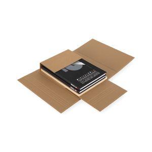 karton fasonowy opakowanie na ksiazki 330x220x90