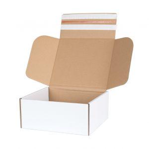 pudelko e-commerce premium 295x255x125 mm paski klejowe tasiemka zrywajaca