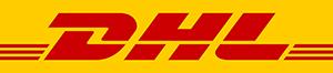 dhl logo niezawodna dostawa