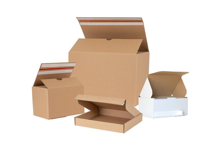 Opakowania z tasiemka zrywajaca e-Commerce