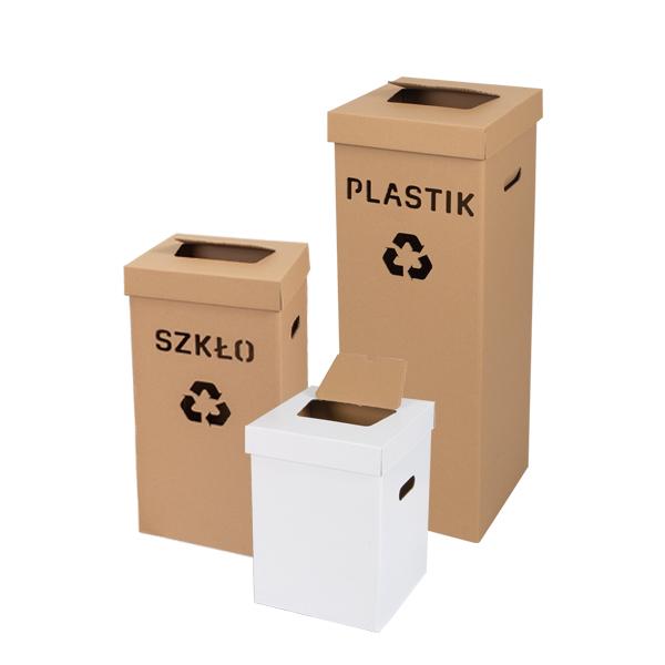 Eko kosze na śmieci