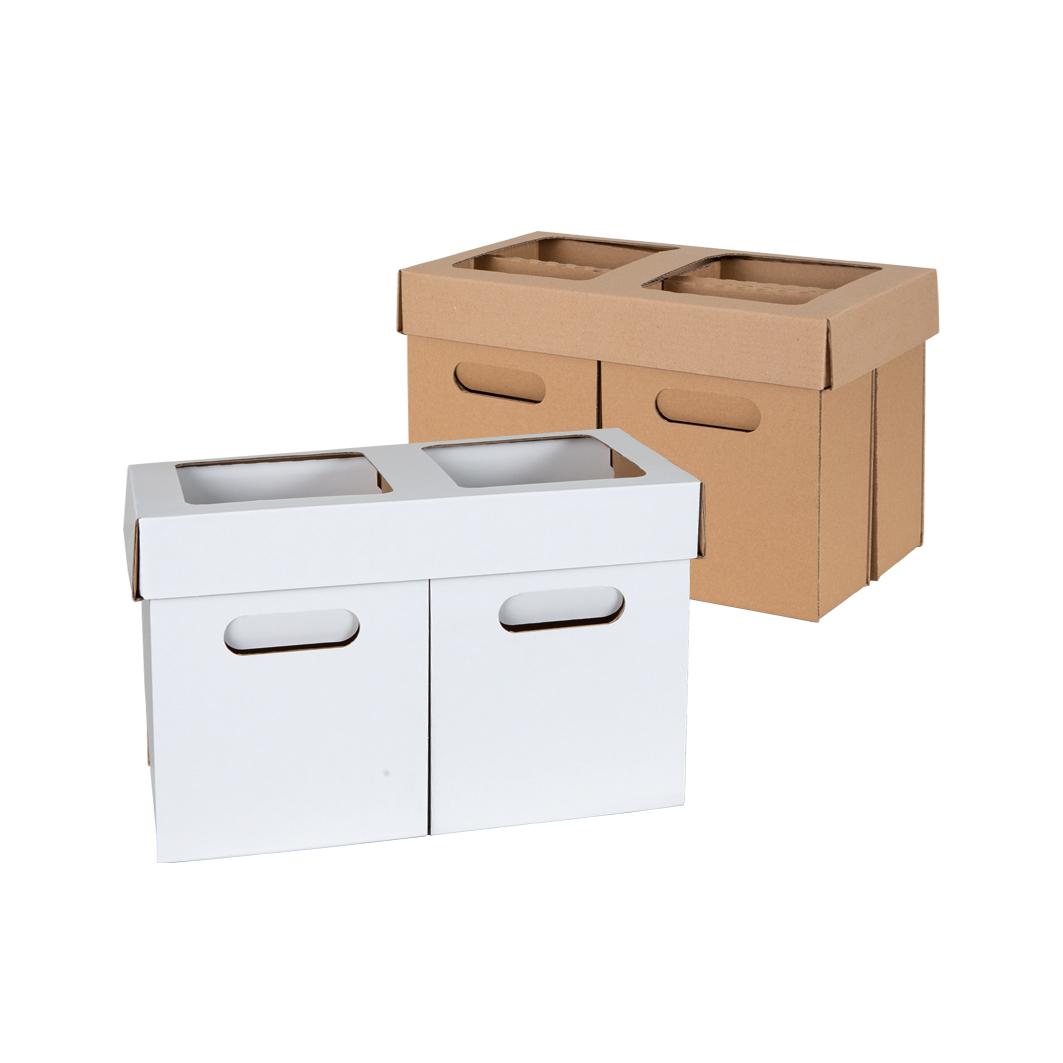 Domowe kosze do segregacji śmieci